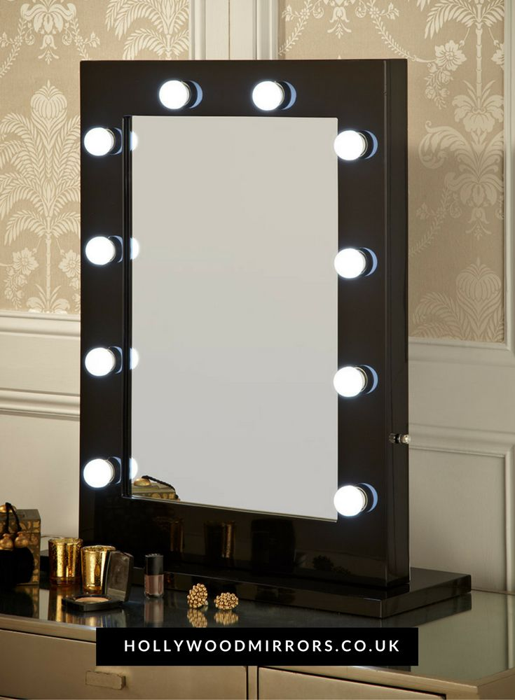 25 best ideas about mirror with lights on pinterest makeup desk with mirror makeup vanity. Black Bedroom Furniture Sets. Home Design Ideas