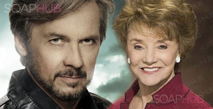 Stephen Nichols and Peggy McCay Days of Our Lives