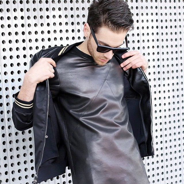 187 best images about f2w leather shirts on pinterest for Mens shirts with leather