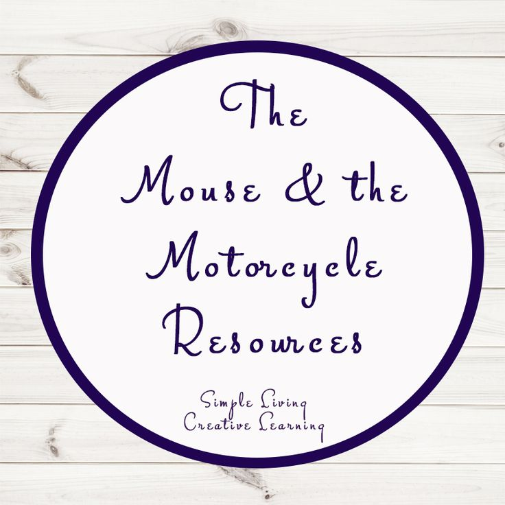 Printable Worksheets the mouse and the motorcycle worksheets : 46 best The Mouse and the Motorcycle Ideas and Activities images ...