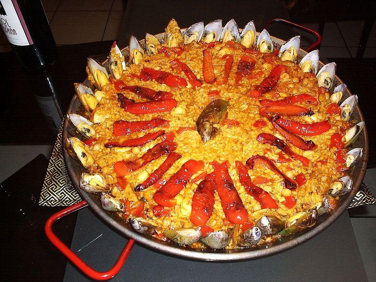 Paella - Wikipedia