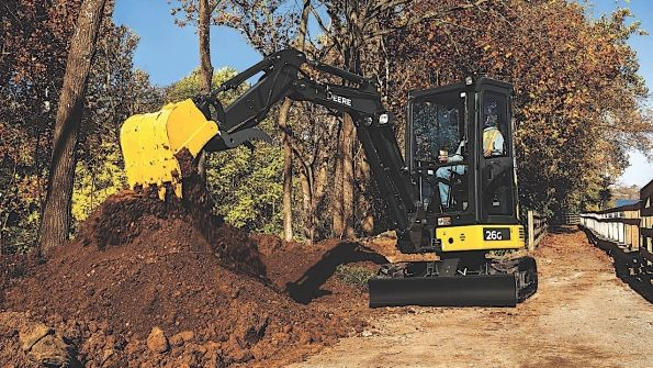 A Dozen Compact Excavator Tips #heavyequipment #construction - dragline operator sample resume
