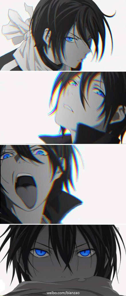 Yato | Noragami.....my god, please deliver me to him