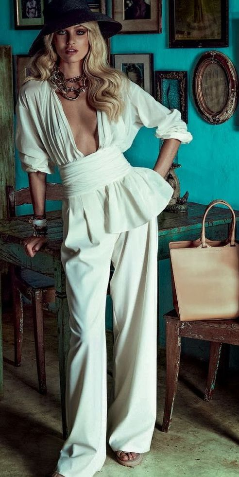 Candice Swanepoel by Zee Nunes for Vogue Brazil January 2014