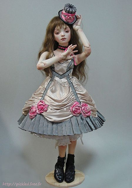 ball jointed doll costume - photo #44