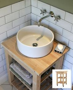 The 25 best Meuble sous vasque ikea ideas on Pinterest
