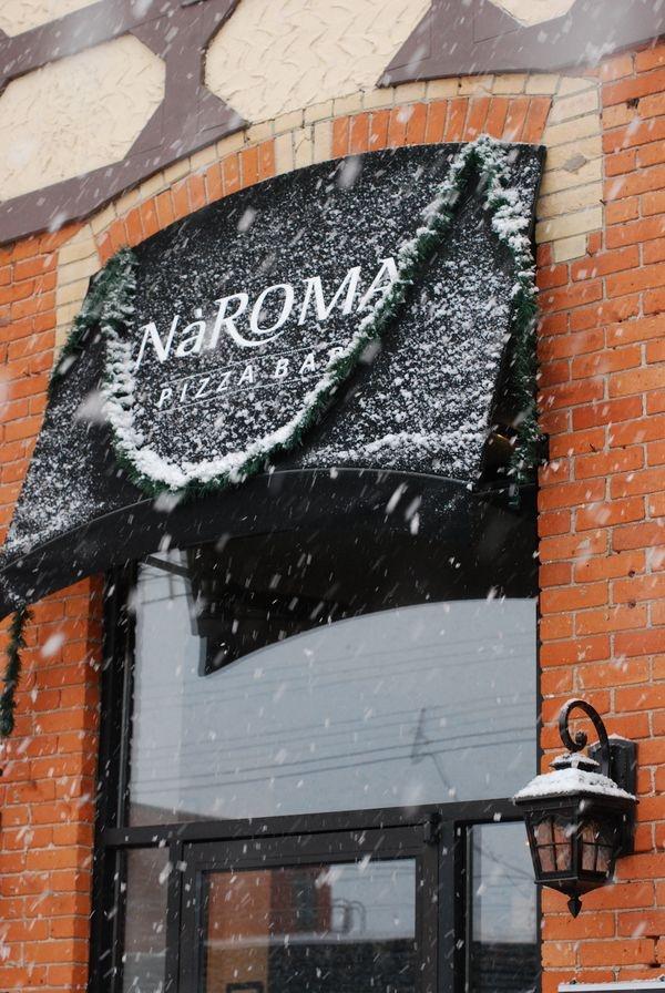 Naroma Pizza Bar  215 Locke Street South