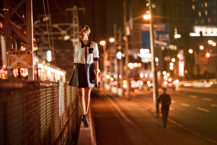 Night Portraits / 夜景ポートレート