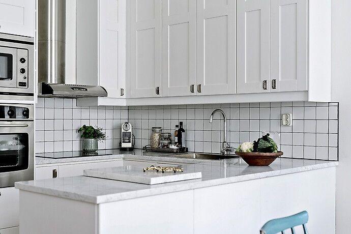 Kök köksö bardisk : Bilder, Kök/matplats, Bardisk, Köksö, Kakel, Klassiskt, Vit ...