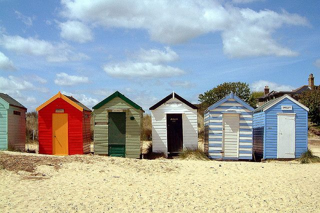beach huts   Summer Lo...