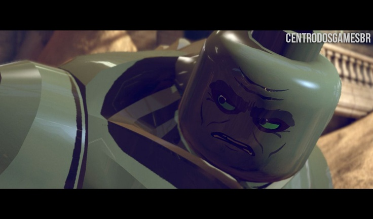 Lego Marvel Heroes Challenge Sandman Novas Imagens(08)