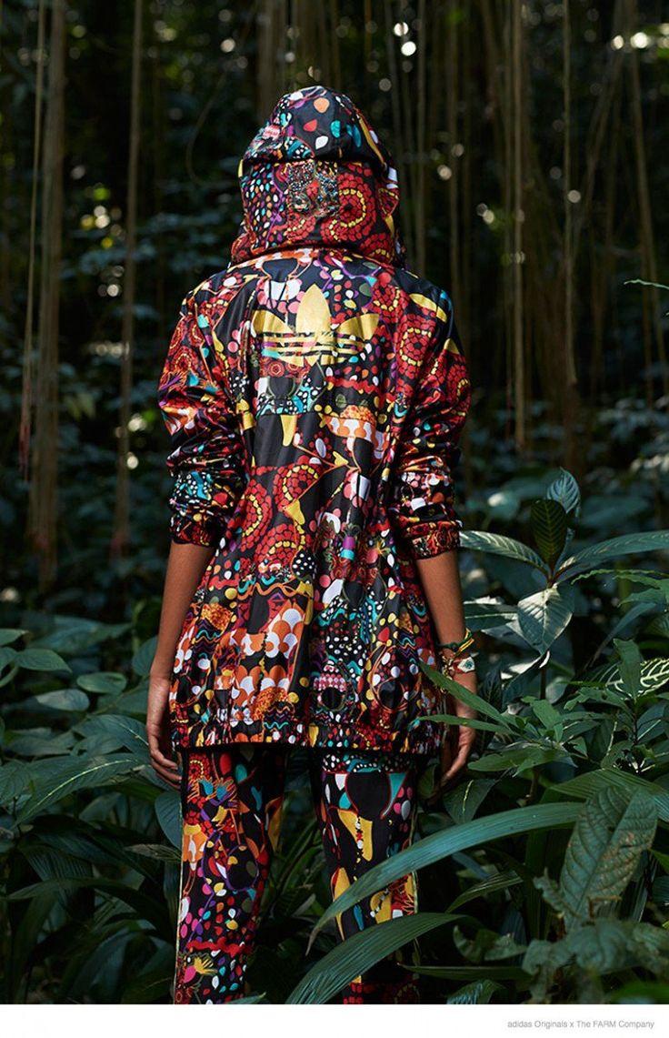 adidas Originals & The Farm Company Brazil Collaborate for Winter 14