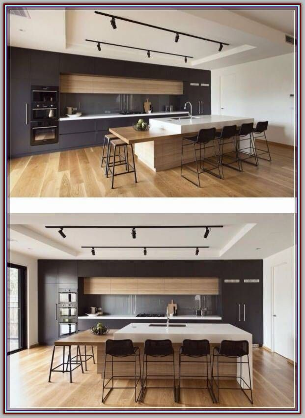 Modern Industrial Kitchen Tips That Won T Break The Budget Modern Interior Design Minimalist Kitchen Design Contemporary Kitchen Design Kitchen Room Design