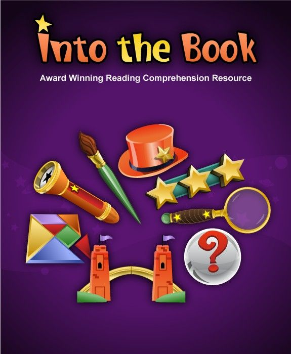 Into the Book is an elementary reading comprehension resource that includes online activities, educational videos, teacher resources and professional learning. www.WIMediaLab.org/IntotheBook