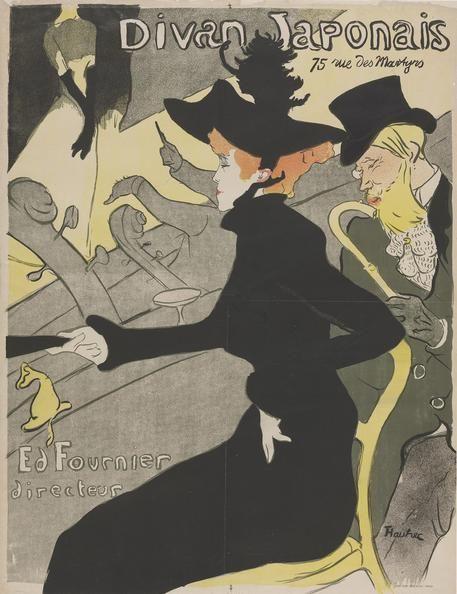 La Belle+ Epoque+ di Toulouse+-Lautrec