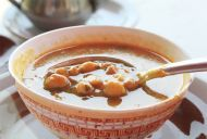 Traditional Moroccan Chicken Soup