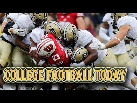 COLLEGE FOOTBALL TODAY WEEK 11!!!