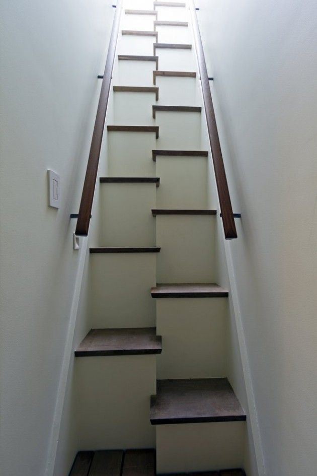 Intelligent stairs
