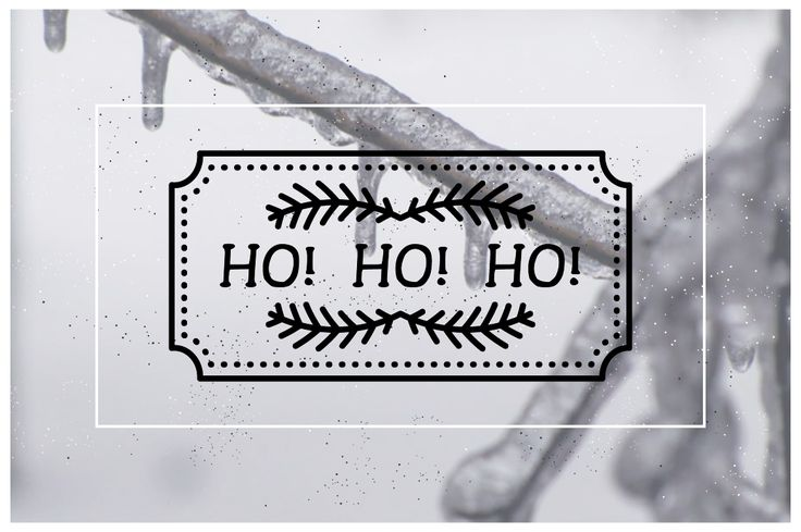Holiday Tags by Britteds on @creativemarket