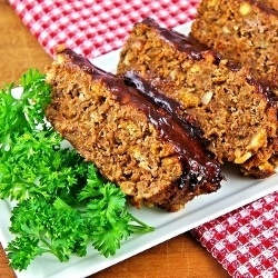 Stove Top Stuffing Meatloaf by mjohnmeyer