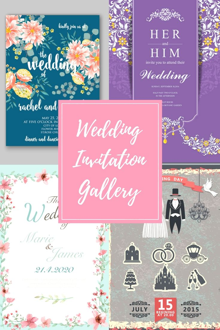 Cost free Wedding Invitations Samples Get Started