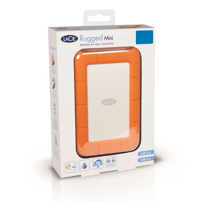 LaCie Rugged Mini 2TB USB 3.0 Portable 2.5 inch: Amazon.de: Computers Suggested price:: 	EUR 159.99 Our Price: 	EUR 140.93 [GERMANY]