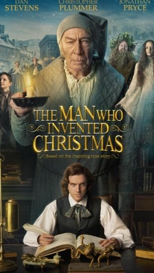 The Man Who Invented Christmas Full Movie Streaming Online in HD-720p Video Quality