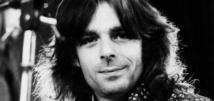 Richard William Wright nasce a Londra il 28 luglio 1943.