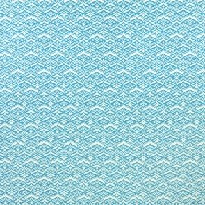 Avoca Turquoise by Warwick | Outdoor Fabrics | TM Interiors Limited