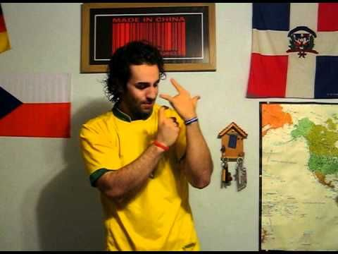 Vanessa da Mata - Amado (ASL) - YouTube~~~ terp by Eric a coda genius!!! Let's see 3 languages down, anymore? ♡