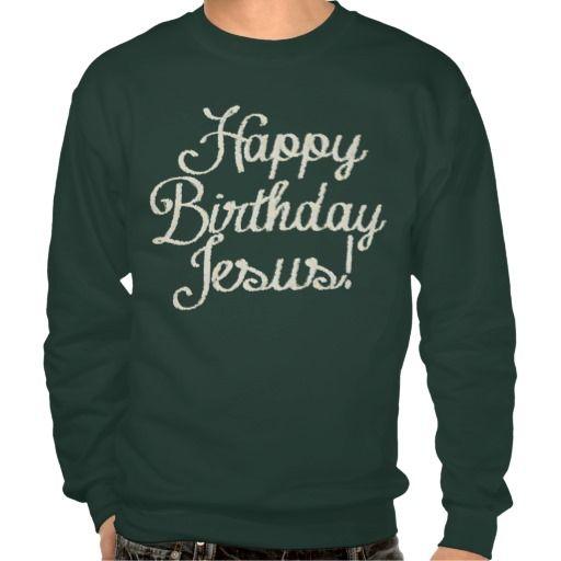 Joyeux anniversaire Jésus