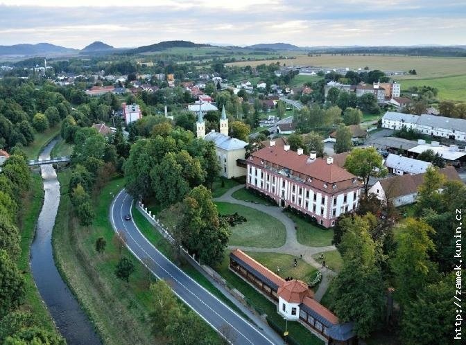 Kunin Castle, Harrach family, Czech RepublicHarrach Families, Czech Republic, Kunin Castles