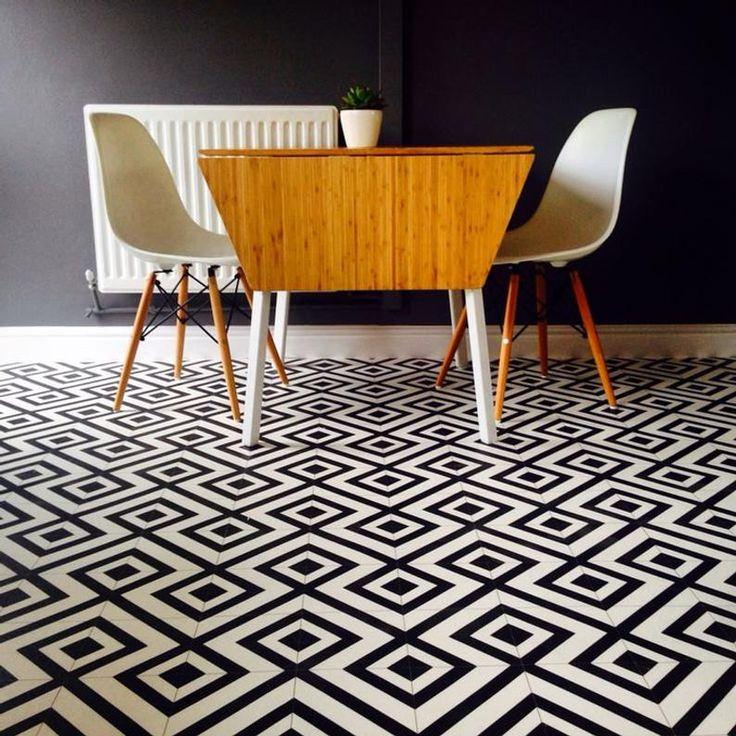 Granada Black Sheet Vinyl Flooring. 2 Metre Wide Roll