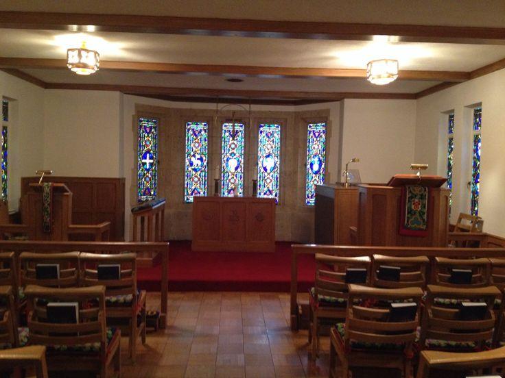 Cute small chapel #teamrmc