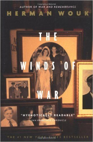 """A masterpiece of historical fiction, this is the Great Novel of America's """"Greatest Generation"""".    Herman Wouk's sweeping epic of World War II, which begins with The Winds of War and continues in War and Remembrance, stands as the crowning achievement of one of America's most celebrated storyteller"""