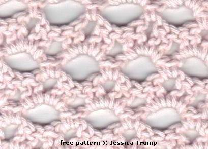 19alle haaksteken haken gratis haakpatronen free crochet stitches patterns