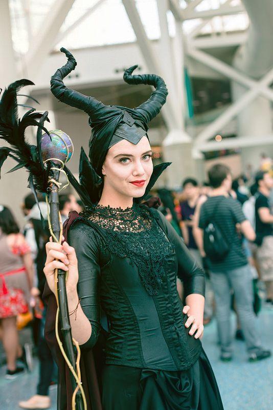Maleficent #cosplay #AX2014