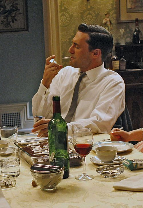Don, you are the first character I have truly fallen in love with in a long time!! John Hamm, jolly good show!!