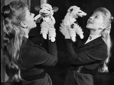 Shari Lewis (January 17, 1933 – August 2, 1998) was an American ventriloquist, puppeteer, and children's television show host, most popular during the 1960s and 1990s. She was best known as the original puppeteer of Lamb Chop, first appearing on Hi Mom, a local morning show that aired on WRCA-TV (now WNBC-TV) in NYC.