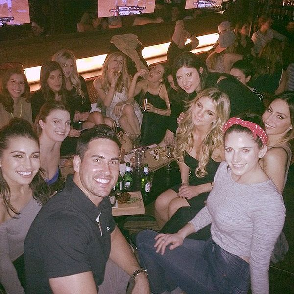 The Bachelorette's Josh Murray and The Bachelor's Ashley Iaconetti Go on a 'Group Date' http://www.people.com/article/josh-murray-posts-picture-ashley-iaconetti