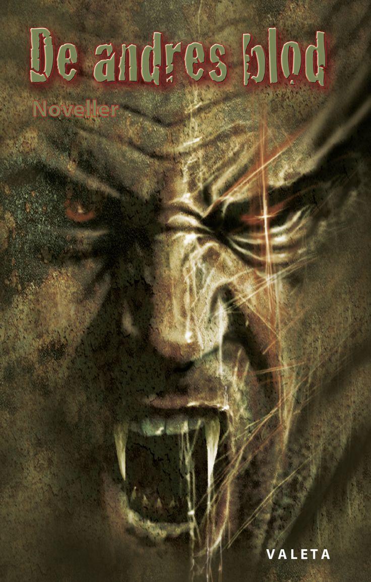 """De andres blod – en novellesamling om vampyrer, hvor jeg har historien """"Vågehuller"""" med."""