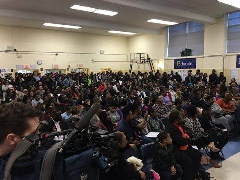 Only Black People Showed up to DC Town Hall for Missing Girls... But So ...