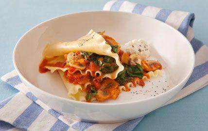 Inside Out Lasagna