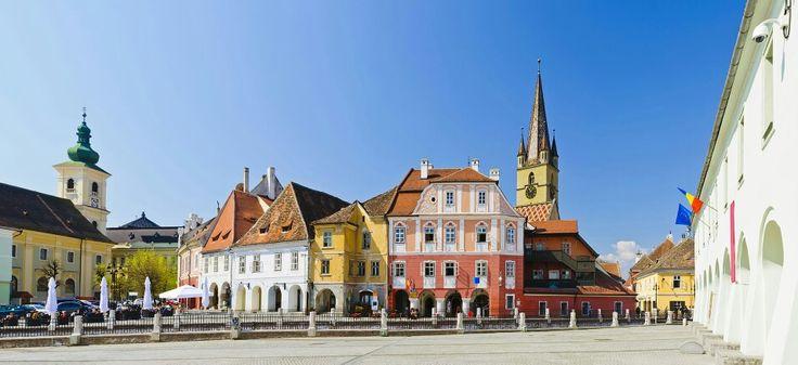 En Rumania podrás conocer una de las ciudades más bonitas, Sibiu y su famoso puente de los mentirosos, te gustaría saber de que trata esta historia? Y si mejor la vives? #vastour te lleva! #passportready