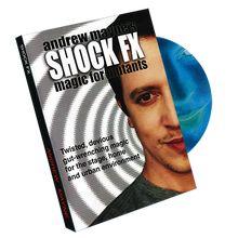 Shock FX by Andrew Mayne - DVD