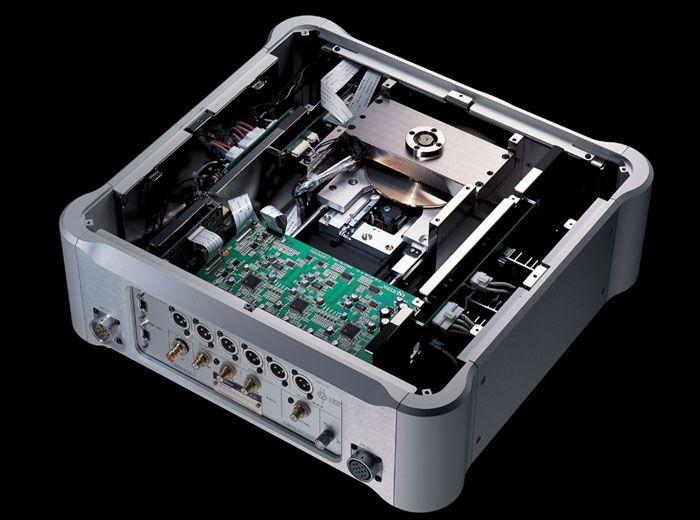 Esoteric Super Audio Cd Cd Transport P 01 Esoteric