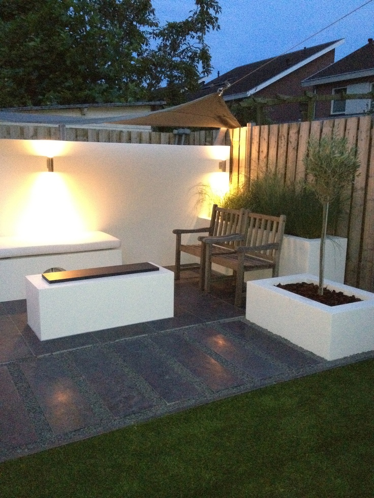 Lounge Tuin, Gemaakt Door: Www.allroundklusbistervelts.nl · Small Space ...