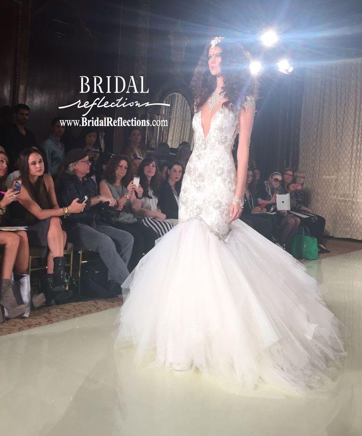 Perfect New York Bridal Fashion Week Galia Lahav Spring Collection Les Reves Bohemiens http