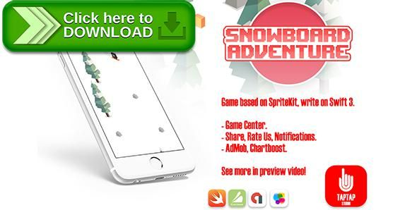 [ThemeForest]Free nulled download Snowboard Adventure from http://zippyfile.download/f.php?id=54132 Tags: ecommerce, adventure, buy, endless, ios, jumper, ketchapp, show, skin, skins, snowboard, store, swipe, taptap, taptapstudio