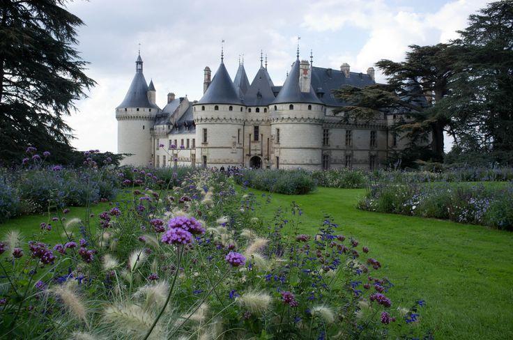 Zamek, Chateau de Chaumont